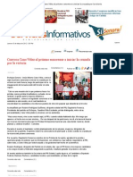08-05-12 Convoca Cano Vélez al priismo sonorense a iniciar la cruzada por la victoria