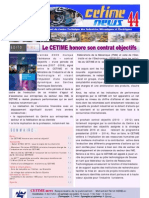 CetimeNews 44 Juillet 2010