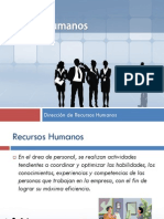 Recursos Humanos - Procesos