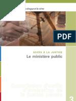 Ministere Public ONU