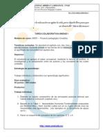 Act 6 Foro Trabajo Colaborativo 2.PROYECTO PEDAGOGICO