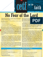 Contending Earnestly for the Faith - June 2012