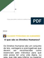 1a Aula Direitos Humanos