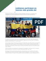 Feria_de_Ciencias_ Intel ISEF_las_más_grande_del_Mundo