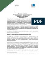 Desafios Al Sistema Educacional Chileno