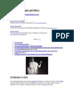 La deontología jurídica