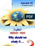 Aqeedah 101 Introduction
