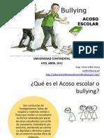 Bullying y Competencias Socioemocionales