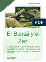 El Bonsai y el Zen