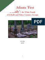 An Atlanta First Family