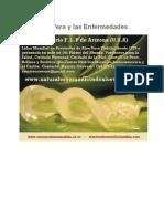 Las Enfermedades y Su Tratamiento Con Aloe Vera