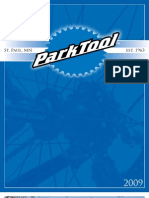 2009 Catalog Spanish ParkTool by Bicis Bicipedia