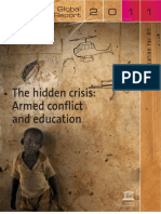 Armed Conflict and Education Report