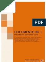 Documento n 1 presentación general del curso
