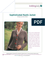 Sophisticated Rustic Jacket
