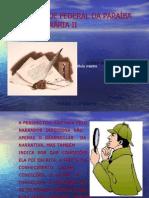 Foco Narrativo - Slides