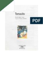 Libro Tomasito Graciela Beatriz Cabal