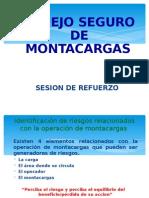 Examen Montacargas