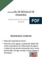 Manual de Bolsillo de Pediatria