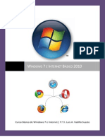 Manual Windows 7 e Internet 2010