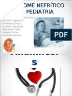 SÍNDROME NEFRÍTICO EN PEDIATRIA final