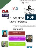 A.1 Steak Sauce