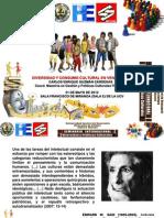 Conferencia Diversidad y Consumo Cultural en Venezuela CEGC 21 Mayo 2012