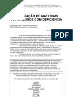 Microsoft Word - Apostila ADEQUAÇÃO DE MATERIAIS PARA ALUNOS COM DEFICIÊNCIA