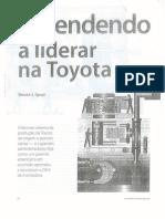 do a Liderar Na Toyota