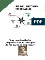 Analisis Entorno Empresarial