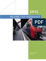 Income Tax Ordinance 1984