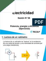 ELECTRICIDAD SESIÓN_6_ejercicios