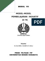 7. Model Pembelajaran Inovatif