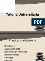 Tutoría Universitaria