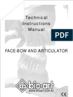 Articulador Manual Ing