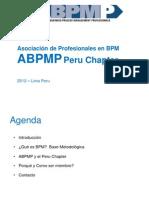 ABPMP Brief Link