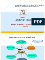 Bases Moleculares de La Vida Parte i i (1)