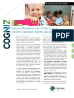 Helping Publishers (and Educators) Master Outcome-Based Education