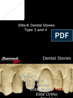 Dental Stones