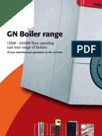 GN Boiler Range