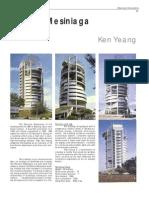 Menara Mesiniaga Ken Yeang