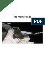 Mc Master Slide