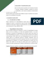 LOCALIZACIÓN DE PLANTA-WE