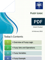 Fuzzy Logic Final