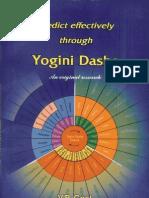 Yogini Dasha Predicting