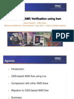 2.4 PMC Sierra AMS Netlister