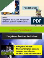 Bahan Evaluasi Pembelajarann 1
