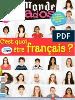 Le Monde des ados, mai 2012