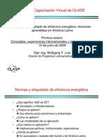 1 - WF Lutz - Conceptos Experiencias Internacionales y Latinoamericanas