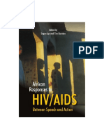 African Responses to HIV-AIDS